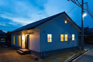 平屋の家 三重県