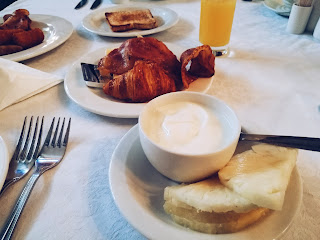 south african lifestyle blog, the beach hotel port elizabeth breakfast
