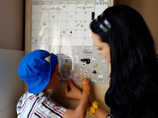 planer dla rodziny - planer rodzinny - Familiowo - Familiowo.pl - dziecko - rodzina - parenting - blog rodzicielski - blog parentingowy - organizacja czasu - planowanie
