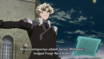 Gundam Build Divers Episode 22 Subtitle Indonesia