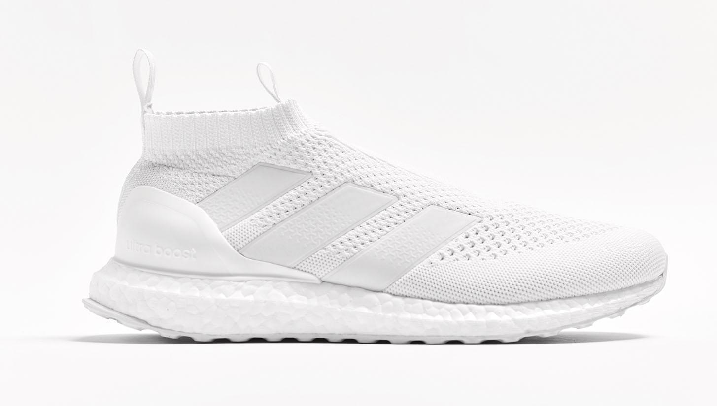 best website 1181e e03e2 Adidas Ace PureControl Ultra Boost - White