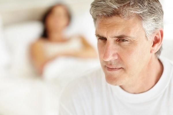 La ménopause 'Andropause' chez les hommes