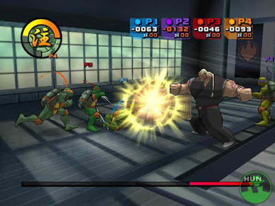 TMNT2 Battle Nexus  PC Game Full Version