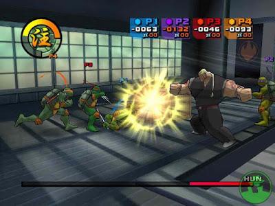 TMNT2 Battle Nexus  PC Game Full Version