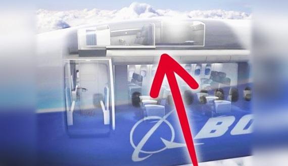 Ramai Tak Tahu ! Ini Punca Sebenar Ruang 'Rahsia' Dalam Pesawat Tak Didedahkan Pada Orang Ramai !