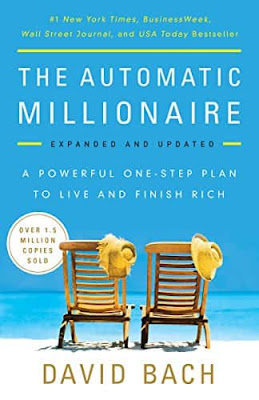 The Automatic Millionaire by David Bach Best 5 Financial Books To Read In 2019