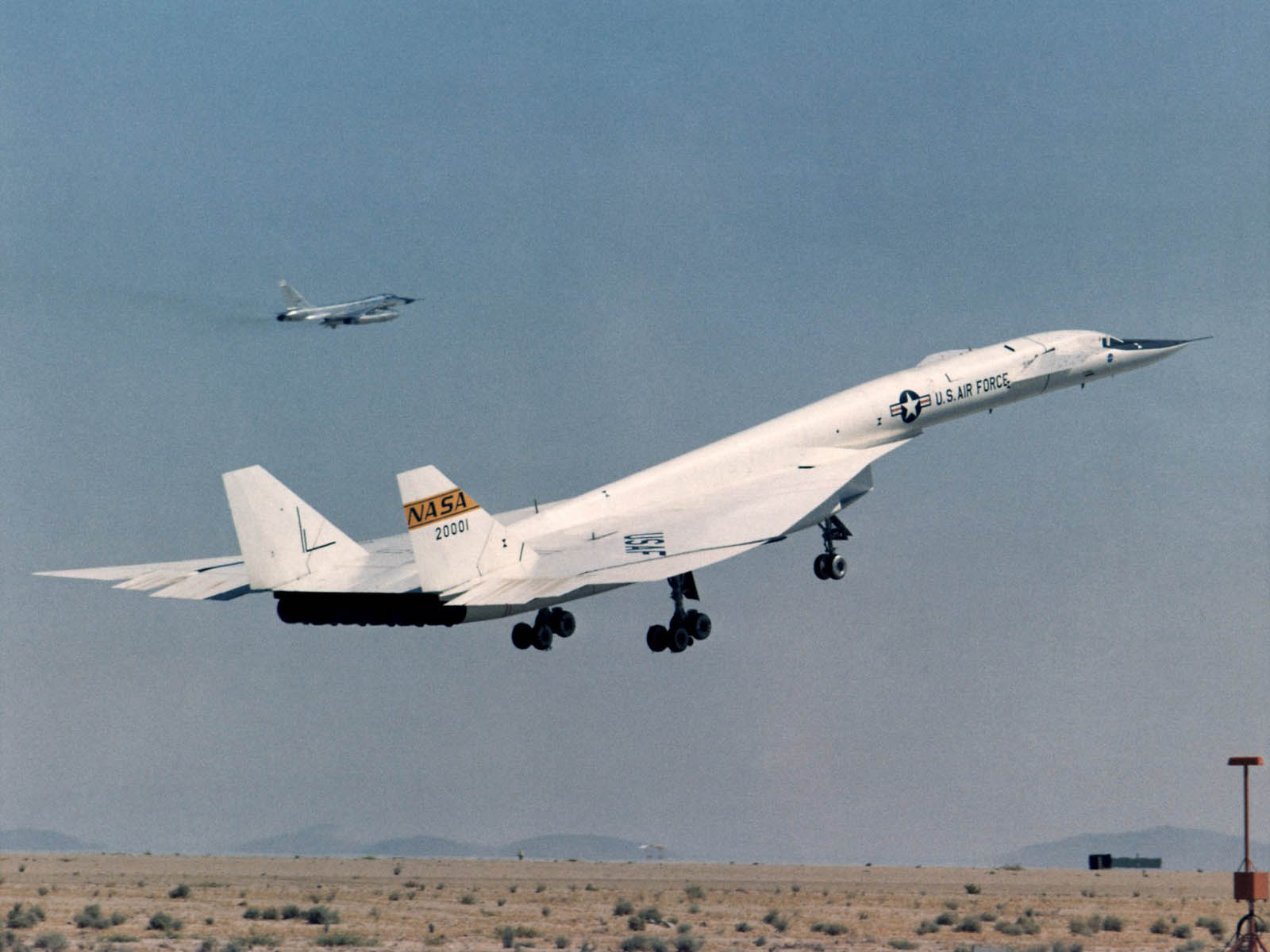wallpapers: XB 70 Aircraft Wallpapers
