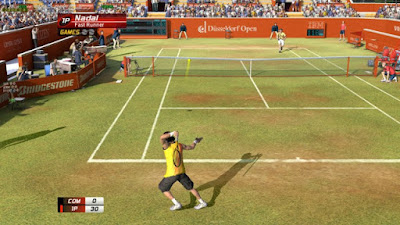 Virtua Tennis 3 PC Setup