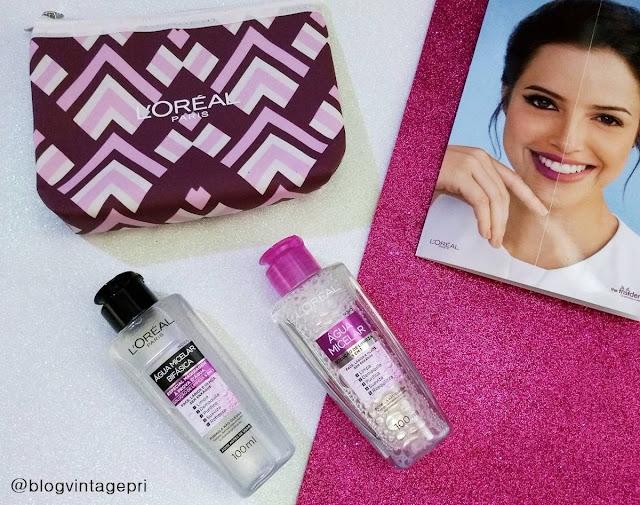 #Testei: Nova Água Micelar Bifásica L'Oréal Paris (The Insiders Brasil)