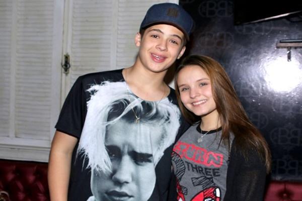 fa63731ebd85c Larissa Manoela e João Guilherme vão juntos a festa em São Paulo