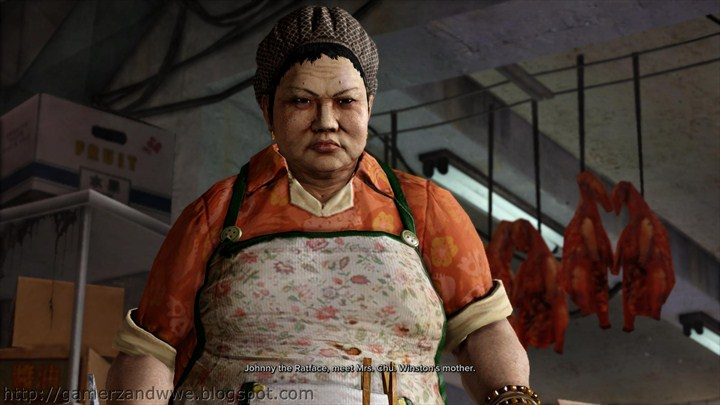 Sleeping Dogs Can You Play A Female Character