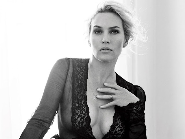 Kate Winslet in Esquire UK Magazine November 2015