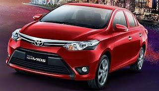 Harga Toyota All-New-Vios