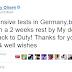 Ill Super Eagles Coach Oliseh Tweets from Belgium...