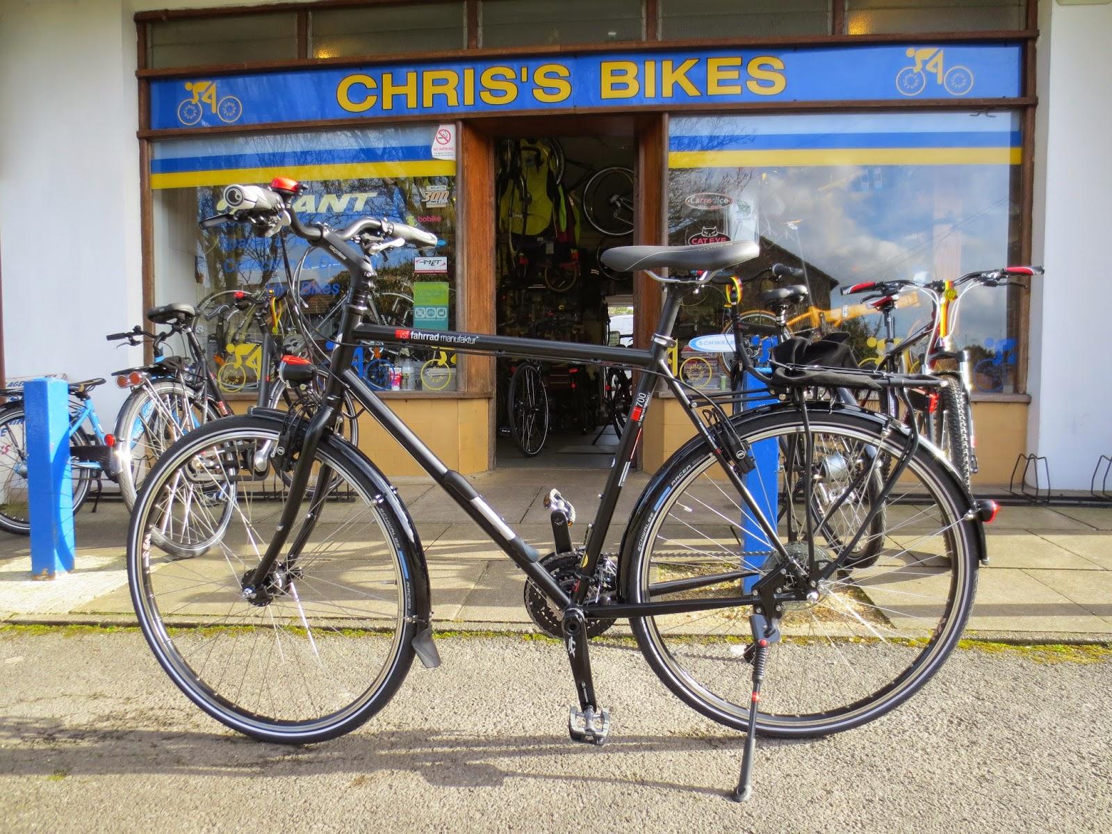 2 gang fahrrad
