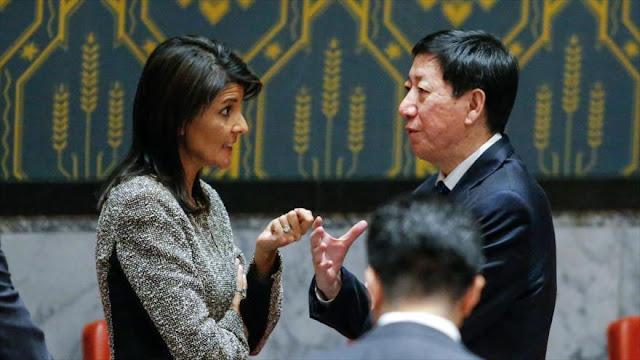 """EEUU amenaza con tomar crisis coreana """"en sus propias manos"""""""