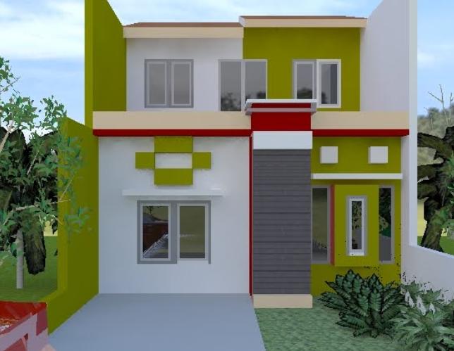 Tips Memilih Warna Rumah Minimalis Yang Cocok