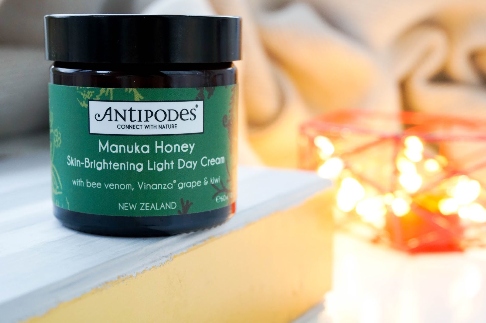 NEW Antipodes Manuka Honey Range... Manuka Honey Skin Brightening Light Day Cream, Manuka Honey Skin Brightening Eye Cream