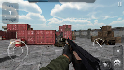 game Trigger Fist FPS android