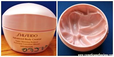 Shiseido Advanced Body Creator: mucho ruido y pocas nueces - Blog de Belleza Cosmetica que Si Funciona