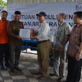 PT TMMIN Berikan Bantuan Kepada Korban Banjir