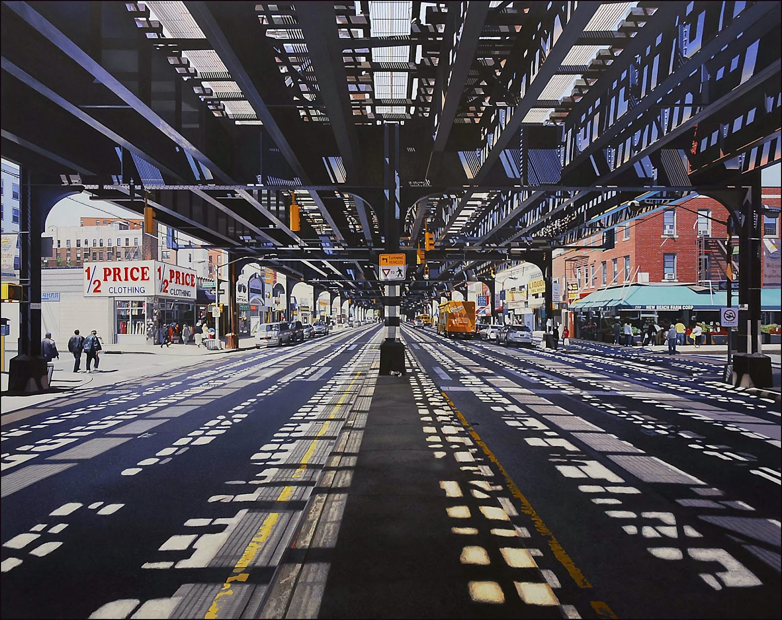 07-Nathan-Walsh-Hyper-Realistic-Cityscapes-Paintings-www-designstack-co