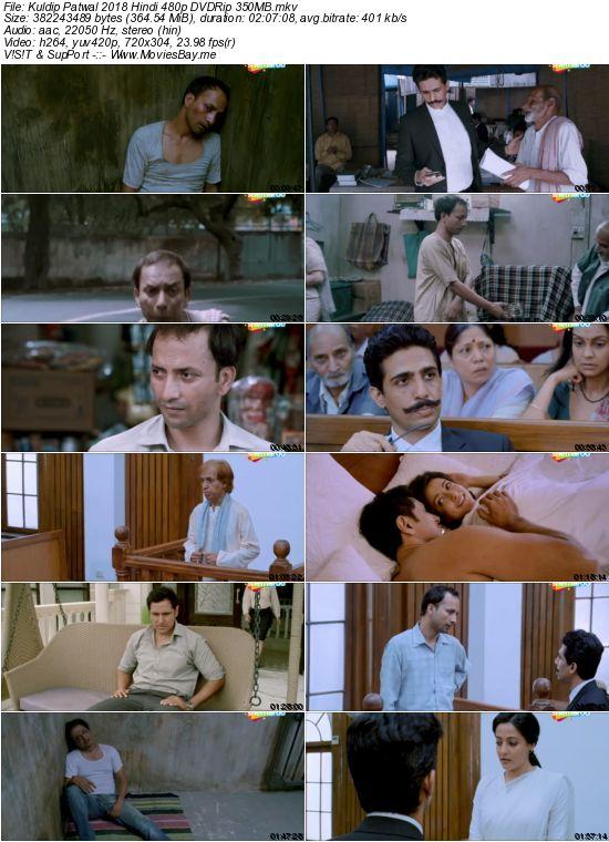 Kuldip Patwal 2018 Hindi 480p DVDRip 350MB