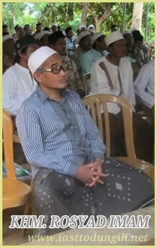 Perumpmaan Kebaikan Dan Kejelekan Oleh KHM. Rosyad Imam