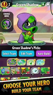Plants vs. Zombies Heroes Mod Apk v1.4.14 (Unlimited Turn)