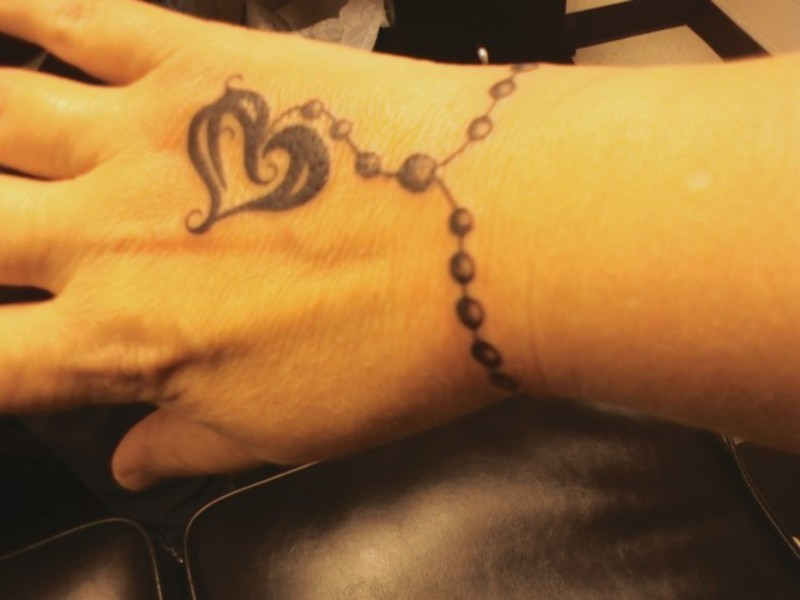 Wrist Tattoo Designs New Tattoos Jijek