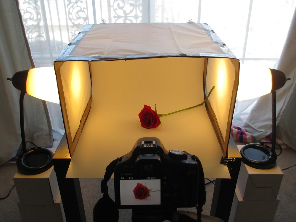 Foldable DIY Photography Light Tent - Set up | Boost Your Photography