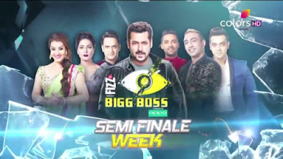 Bigg Boss 11 Episode 104 13 January 2018 720p HDTV 600mb x264