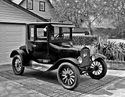 The first car for peoples Model T