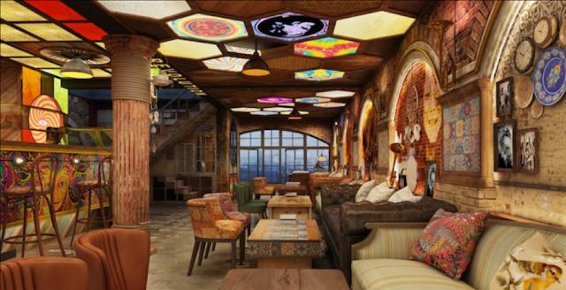 Dum Maro Dum Cafe, Hudson Lane, Gtb Nagar Delhi Review