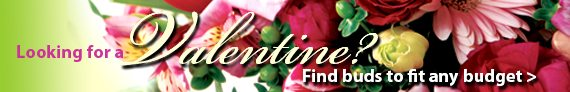 Valentine's day flower delivery in Moreno Valley, Perris, Riverside
