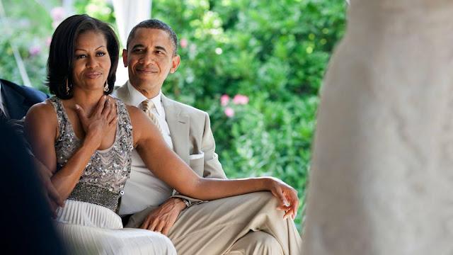 It's Michelle's Birthday! President Obama wishes Michelle happy birthday in heartfelt post