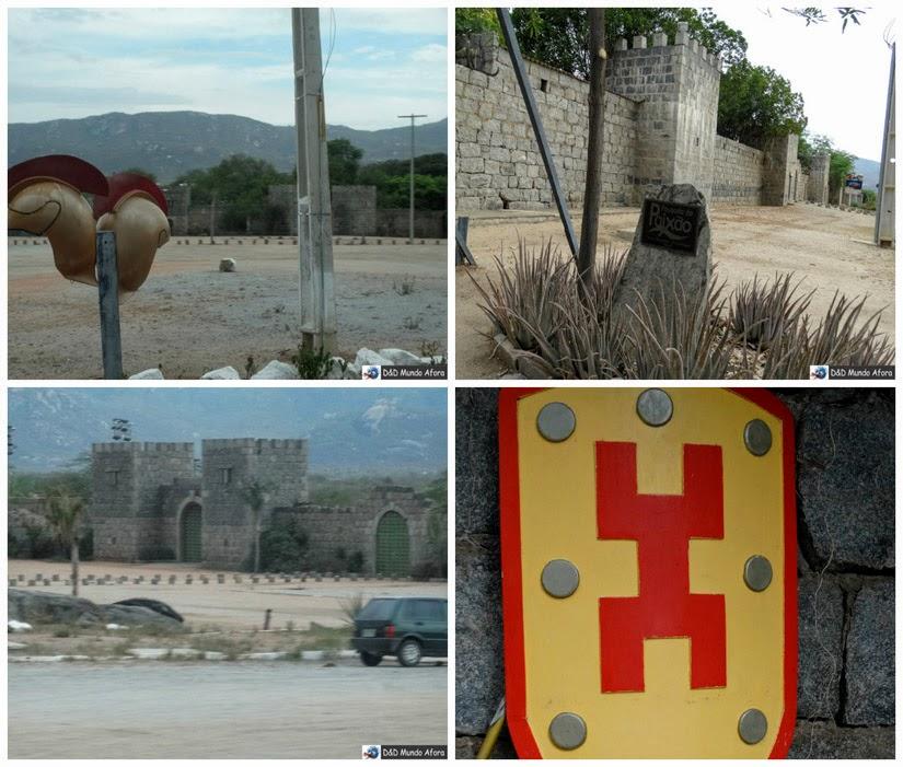 O que fazer em Nova Jerusalém (Pernambuco) - a cidade-teatro da Paixão de Cristo