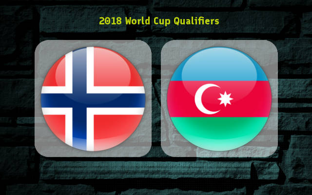 Norway vs Azerbaijan Full Match & Highlights 01 September 2017