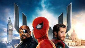 Spider-Man Far from Home 2019 Online subtitrat in romana