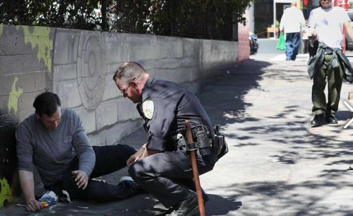 San Francisco's safe sites for drug dealers