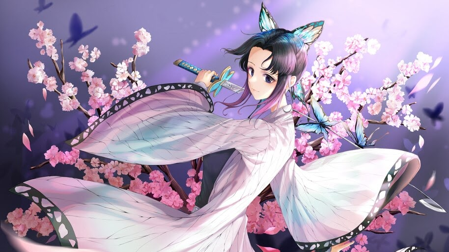 12 Wallpaper Beautiful Anime Pictures