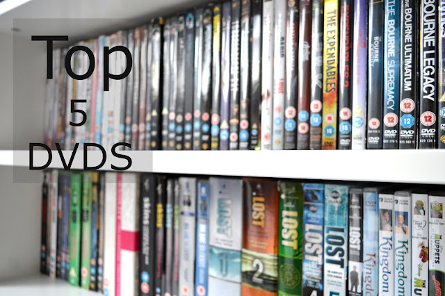 DVDS, Movies, Lists, Personal, Favourites