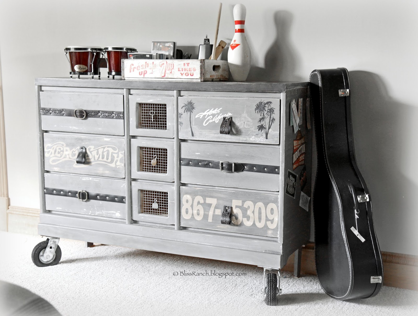 Rock Roll Teen Dresser Www Bliss Ranch Com