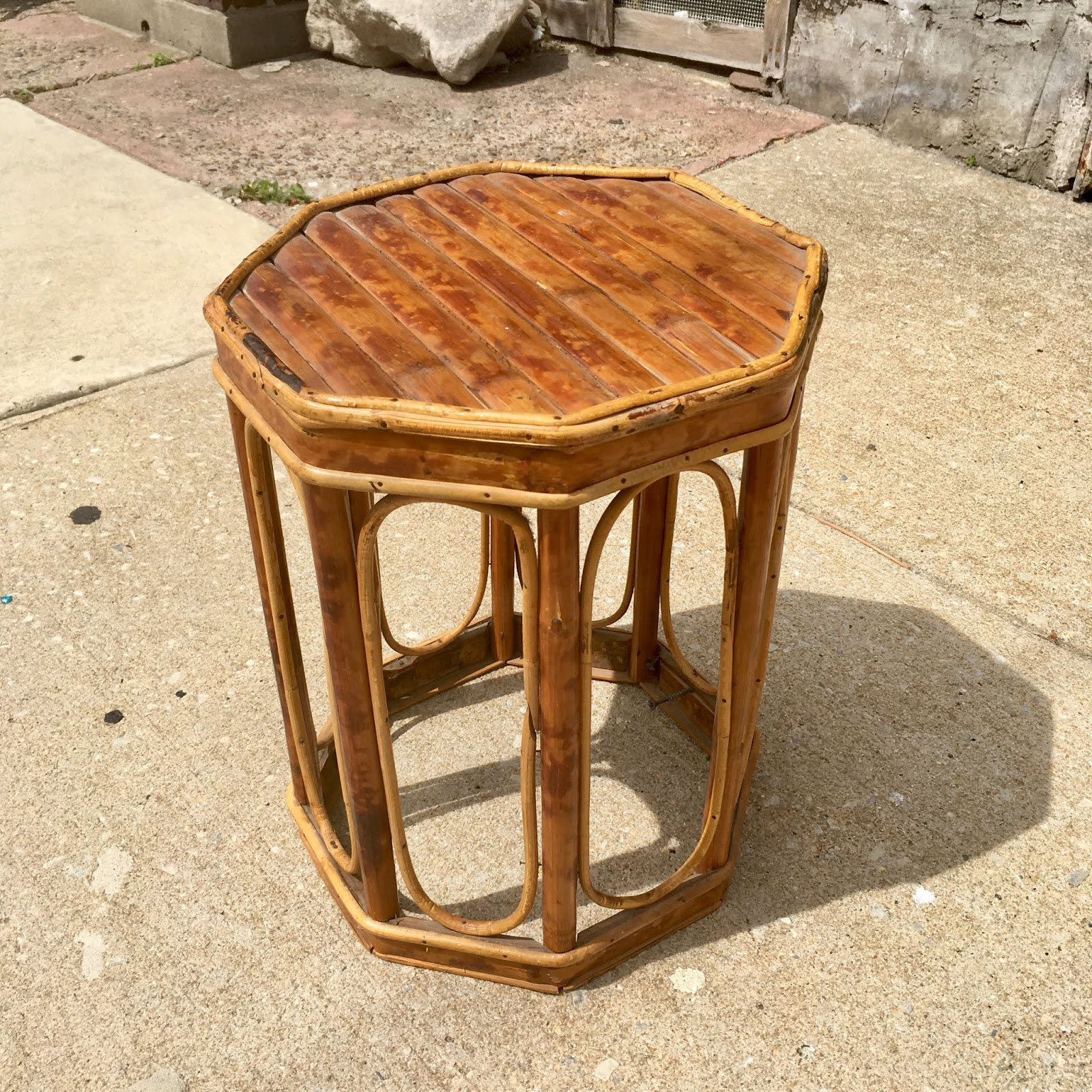 Bamboo Planter Stand Uhuru Furniture And Collectibles Bamboo Plant Stand
