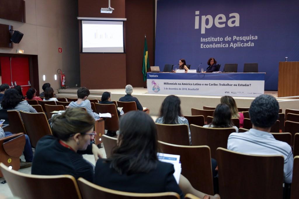 IPEA -  INSTITUTO DE PESQUISA ECONÔMICA APLICADA (Site oficial)