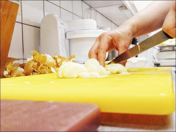 Ökologischer Kochkurs des BUND Dortmund - Klimaschutz in Topf und Pfanne