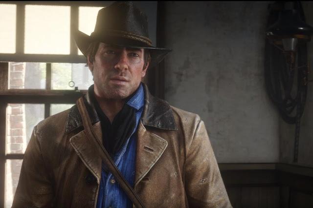 شاهد كيف هنأ مطوري لعبة Assassin's Creed Odyssey أستوديو روكستار بمناسبة إطلاق لعبة Red Dead Redemption 2 الناجح ، إليكم من هنا ..