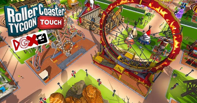 Rollercoaster Tycon Touch MOD Dinero infinito v2.10.0