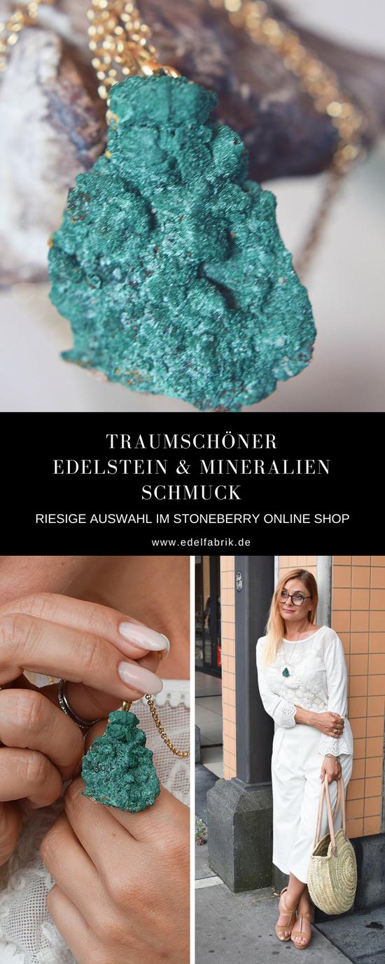 aktueller Schmucktrend von Stoneberry, Onlineshop für Schmuck