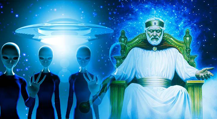 DP, din, islamiyet, Uzaylılar var mı?, Şeytanın osurması, Musa'nın Azrail'e tokat atması, Allah'ın el sıkışması, Allah'ın baldırı olması, Cebrail'in kollarıyla peygamberi sıkması, Uzaylılar,